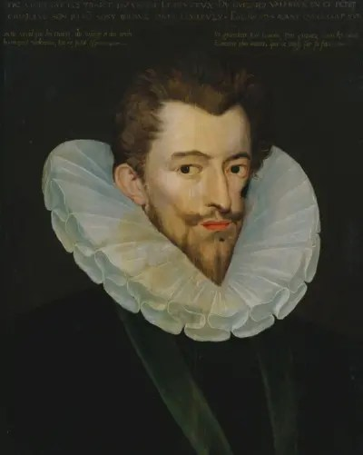Henri, duc de guise, dit Le Balafré, vers 1580 - Musée Carnavalet