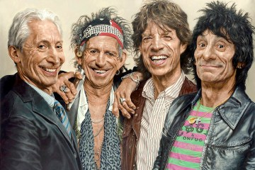 33The Rolling Stones FB
