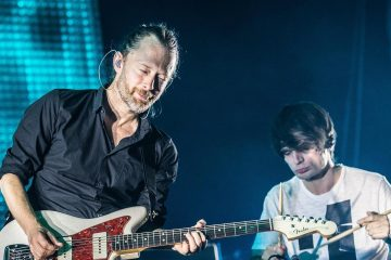 Radiohead Performs At POPB