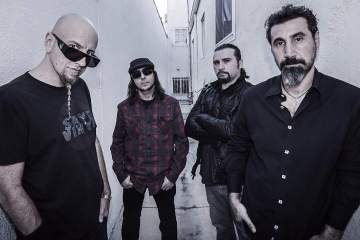 System of A Down. Nueva Música. Fotos. Estudio. Cúsica Plus