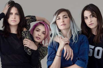 Warpaint. New Song. Video nuevo. Heads Up. Nuevo disco. Cúsica Plus