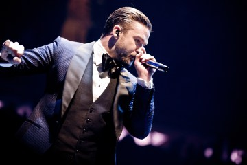 Justin Timberlake. Netflix. Película. Concierto. Justin Timberlake and the Tennessee Kids. Cúsica Plus