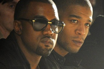 Kid Cudi. Kanye West. Drake. Pelea. Paz. Cúsica Plus