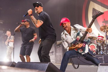 Prophets of Rage. Kick Out The Jams. Covers. Dan Auerbach. The Black Keys. Matt Schultz. Cage The Elephant. Cúsica Plus