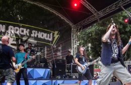 Premios Union Rock Show. Sexta Edición. Noviembre. 2016. Cúsica Plus