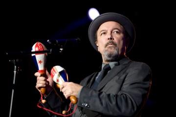 Rubén Blades. Caminando, adiós y gracias. Última gira. Cúsica Plus