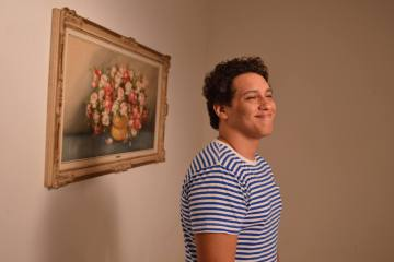"Marcelo Artahona se estrena como solista con ""Las olas"". Cúsica Plus"