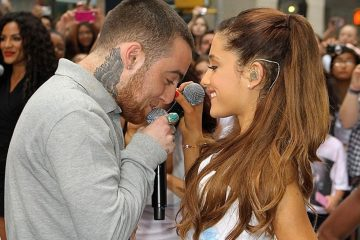 Mac Miller. Ariana Grande. My Favorite Part. En vivo. The Divine Feminine. Cúsica Plus