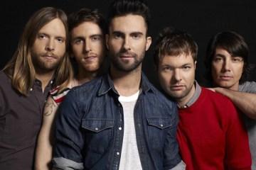 """Maroon 5 estrena sencillo """"Cold"""" junto a Future. Cusica plus"""