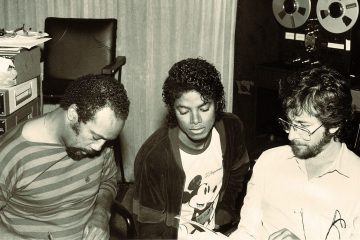 Quincy Jones. Michael Jackson. Rod Temperton. Thriller. Cúsica Plus