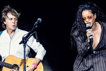 Paul McCartney. Rihanna. Four Five Seconds. En vivo. Desert Trip. Cúsica Plus