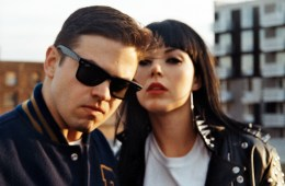 "Sleigh Bells presenta el video de su más reciente sencillo ""I Can Only Stare"". Cúsica Plus"