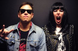 Sleigh Bells. I Can Only Stare. Nuevo tema. Jessica Rabbit. Cúsica Plus