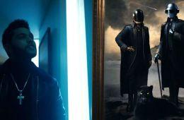"""Daft Punk pone en venta el retrato que aparece en el video de """"Starboy"""" de The Weeknd. Cusica Plus"""