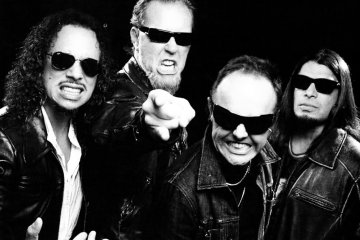 Mira los videos que Metallica reveló para el resto de las canciones de 'Hardwired… to Self-Destruct'. Cusica Plus