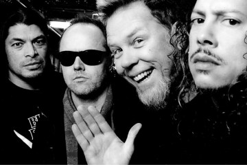 "Mira como Metallica hizo ""Here Come Revenge"" una de las canciones de 'Hardwired… to Self-Destruct'. Cusica Plus"