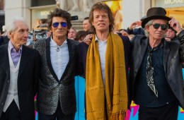 """The Rolling Stones estrenan videoclip para """"Hate to See You Go"""". Cúsica Plus"""
