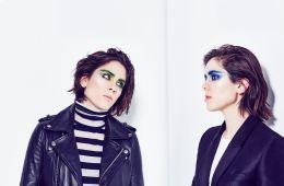 """Tegan & Sara revelan el videoclip de """"Dying to Know"""". Cusica Plus"""