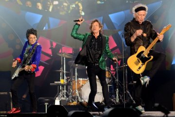 The Rolling Stones publica su 'Blue & Lonesome'. Cusica Plus