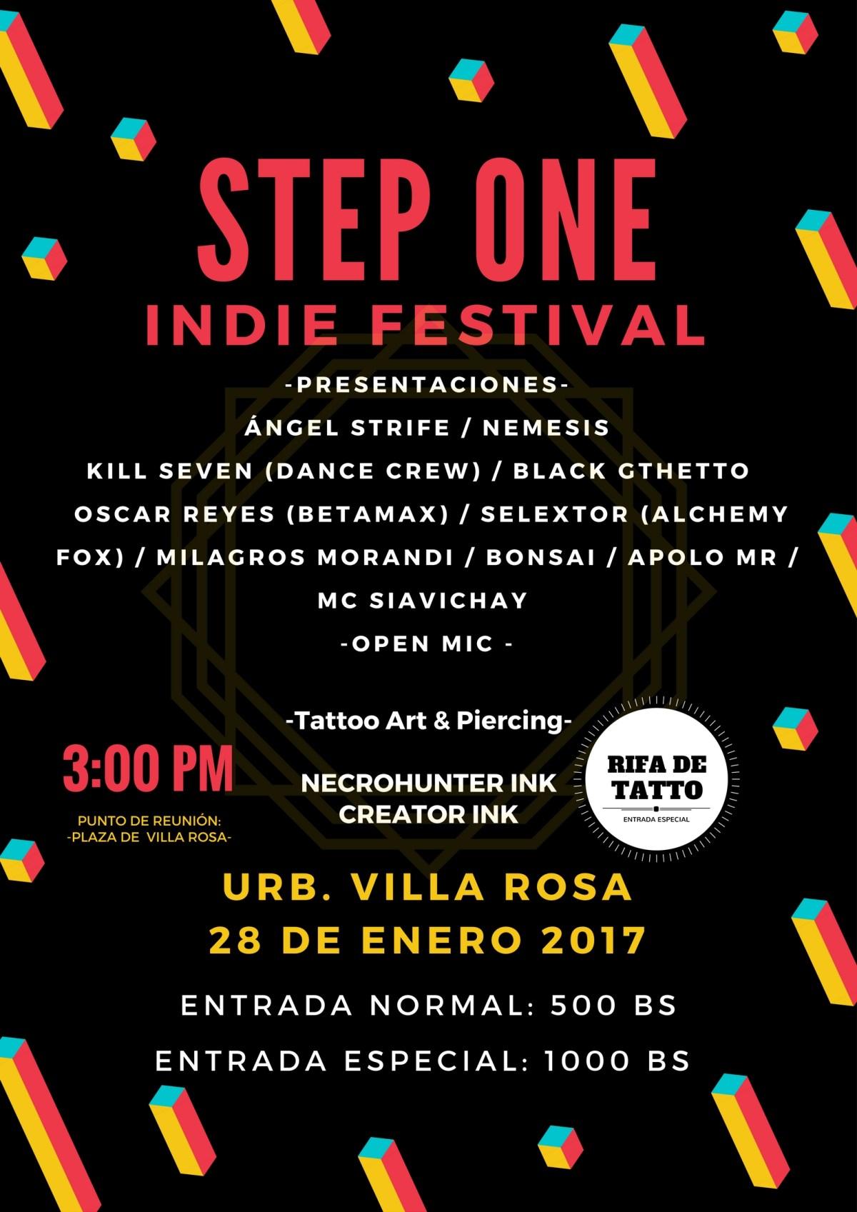 STEP ONE FEST