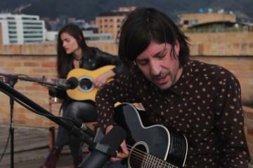 Andrea Lacoste y Reyes presentan 'Relevos'. Cusica Plus