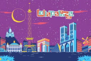 Conoce a los artistas que se presentarán en el primer Lollapalooza de París. Cusica Plus