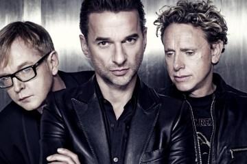 Depeche Mode lanzará disco en marzo. Cusica plus