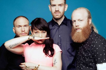 "Little Dragon regresa con nuevo video ""High"". Cusica plus"