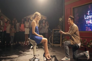 """Víctor Drija propone matrimonio con su nuevo sencillo """"I Love You"""". Cusica plus"""
