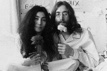Yoko Ono co-produce película sobre su vida con John Lennon. Cusica plus