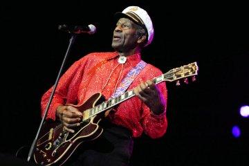 "Escucha ""Big Boys"" tema del último disco de Chuck Berry. Cusica plus"