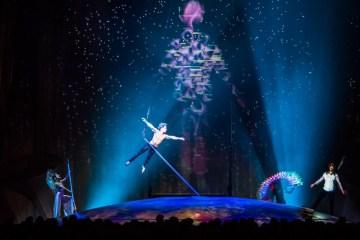 Cirque du Soleil estrena homenaje a Soda Stereo. Cusica plus