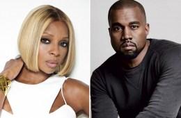 "Mary J Blige publica ""Love Yourself"", tema junto a Kanye West. Cusica plus"