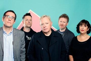 New Order anuncia nuevo disco en vivo. Cusica plus