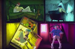 Gorillaz estrena cuatro temas y video 360. Cusica plus
