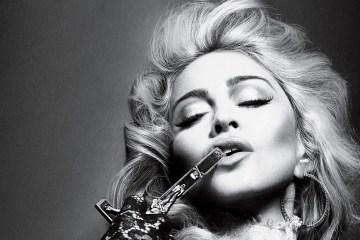 Universal Pictures prepara biopic de Madonna. Cusica plus.