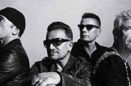 U2 se presento en vivo con Eddie Vedder y Mumford and Sons