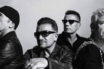 U2 se presento en vivo con Eddie Vedder y Mumford and Sons