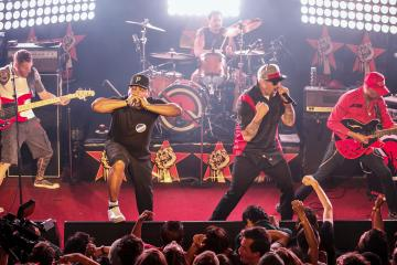 Prophets of Rage en Chile