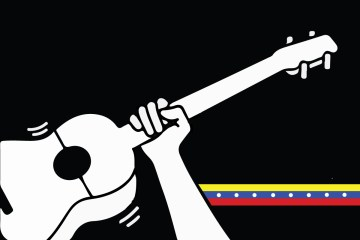 Alza tu Música se llevara a cabo el sábado en alguna parte de Caracas. Cusica plus.