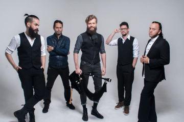 La agrupación venezolana Gaêlica presentó hoy su nuevo disco de estudio 'El Día que Todo Cambio'.
