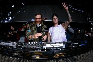 """Justin Bieber se une a David Guetta en """"2U"""". Cusica plus."""