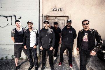 Escucha el nuevo sencillo de la superbanda Prophets of Rage. Cusica plus.