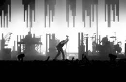 Nine Inch Nails nos muestra la contraportada de su Ep 'Add Violence'. Cusica Plus.