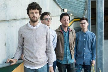 Passion Pit explora sus sentimientos en su 'Tremendous Sea of Love'. Plus Cusica.