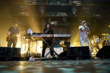 No se alarmen: LCD Soundsystem anunció la fecha de lanzamiento de su nuevo disco. Cusica plus.