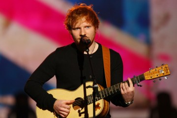 "Ed Sheeran apela a la memoria con el lyric video de ""Perfect"". Cusica Plus."