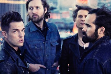 Escucha finalmente 'Wonderful Wonderful' lo nuevo de The Killers. Cusica Plus.