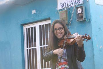 Baila con Bach gracias al nuevo video de Daniela Padrón. Cusica Plus.