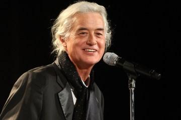 Jimmy Page dice que habrá toda clase de sorpresas para el aniversario 50 de Led Zeppelin. Cusica plus.